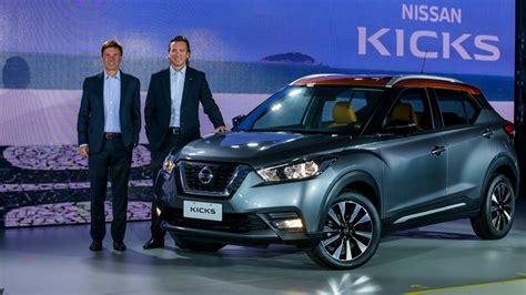 2016 Nissan Kicks Suv Hd Wallpaper