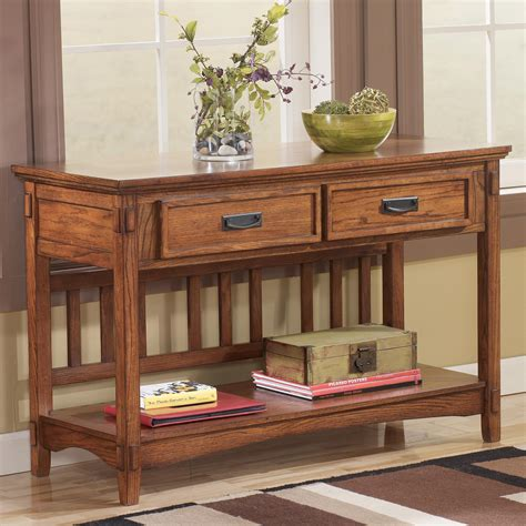 Mission Sofaconsole Table By Signature Design By Ashley. Desk Floor Mat. Corner Kitchen Table Sets. Oak Buffet Table. Herman Miller Height Adjustable Desk. Kids Bed Frame With Drawers. Express Scripts Help Desk Phone Number. Dts Help Desk Number Navy. Round Bar Height Table