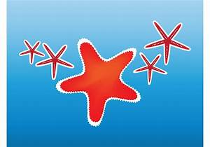 Starfish Clip Art - Download Free Vector Art, Stock ...