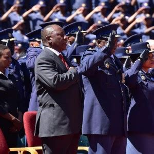 Secretive Promotions Threaten South Africa Policing