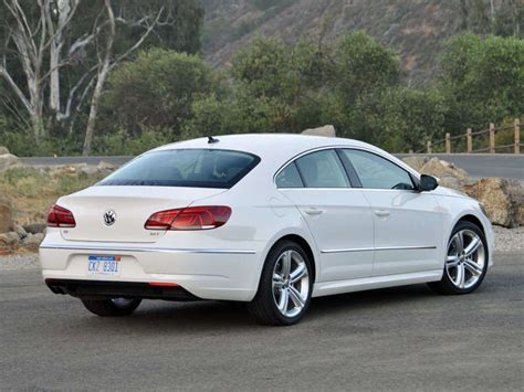 2014 Volkswagen Cc R-line 2.0t Review And Quick Spin