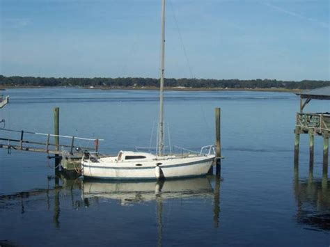 Boat Trailer Rental Columbia Sc by 1972 Columbia 26 Sailboat For Sale In South Carolina
