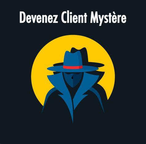 Devenir client mystère peut être une bonne manière d'arrondir les fins de mois selon la façon dont on est devenu client mystère, selon la société d'études par laquelle on est passé, la rémunération. Mystery shopping : 85€