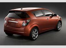 2012 Chevrolet Sonic Photo Gallery Autoblog