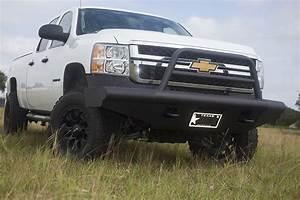Apache Front Bumper