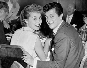 Janet Leigh & Tony Curtis | Tony Curtes & Jane leigh ...
