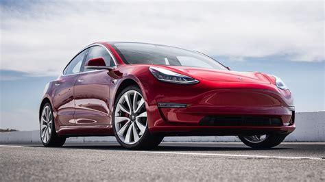 2018 Tesla Model 3 Dual Motor Performance Quick Test