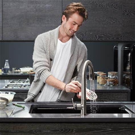 Kohler Touchless Faucet Sensor Not Working by Kohler K 72218 Cp Sensate Touchless Kitchen Faucet