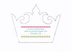 Princess Crown Template
