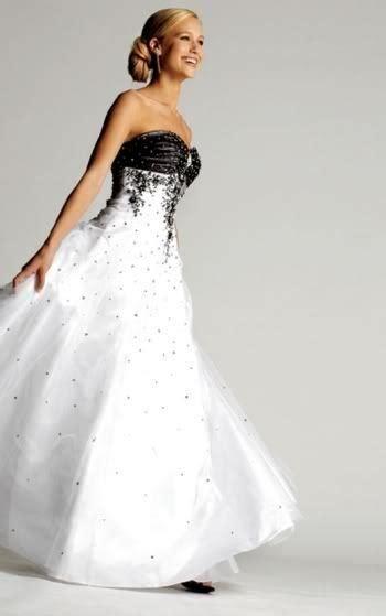 black and white wedding schwarzwei 223 hochzeitskleid 2056900 weddbook
