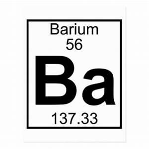 Barium Element Symbol | www.pixshark.com - Images ...