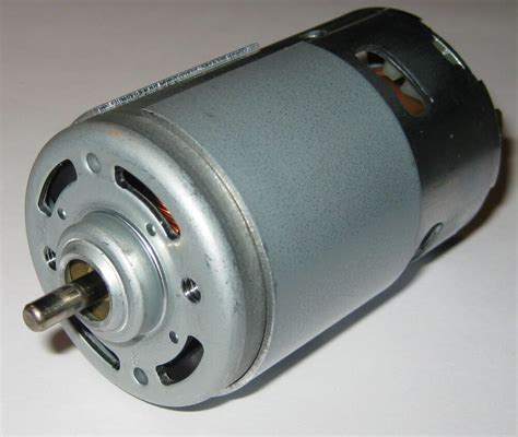 Dc Motor by Johnson Generator 24v Dc Motor Generator 72 Watts
