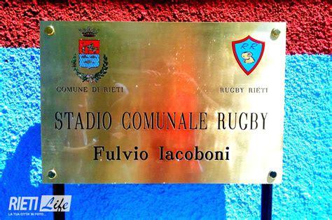 Ufficio Scolastico Provinciale Rieti - quot un mondo di giochi quot al co da rugby i bambini marted 236