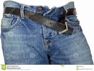 Denim Jeans Unbuttoned Stock Photography - Image 22094912