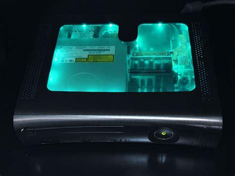 light on xbox 360 xcm black light chameleon for xbox 360 gives your