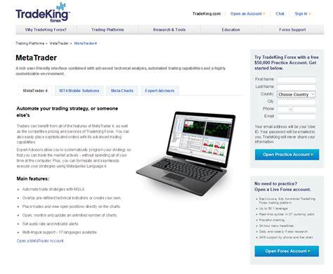 forex trading platform review tradeking forex trading platform review dailyforex