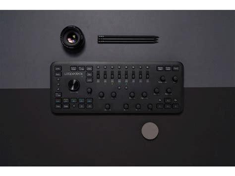 loupedeck console d 233 dition pour adobe premiere pro cc et lightroom