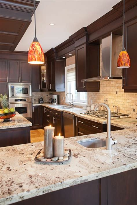 Marmor Arbeitsplatte  Ideen Für Bessere Küchen Gestaltung