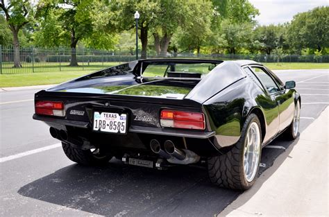 ford pantera de tomaso stock pan  sale