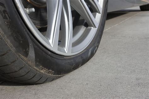 What Happens When A Run-flat Tire Goes Flat