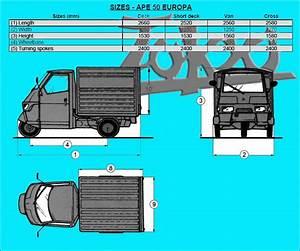 Ape 50 Van