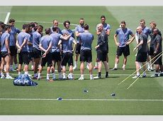Real Madrid announce squad for Champions League Final