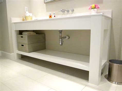 jared meadors custom cabinets houston bath vanity console