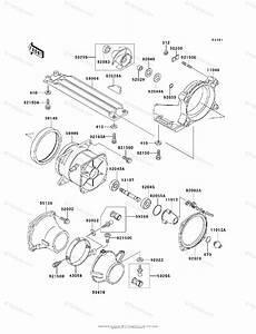 Kawasaki Jet Ski 1997 Oem Parts Diagram For Jet Pump