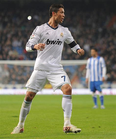 """Cristiano Ronaldo """"real Madrid And Manchester United Are"""