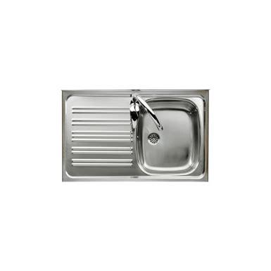 roca kitchen sink e 900 single bowl kitchen sink and left drainer roca 1972