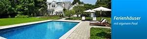 Die Schönsten Ferienhäuser In Deutschland : ferienhaus mit pool deutschland urlaub jetzt g nstig bei ~ Markanthonyermac.com Haus und Dekorationen