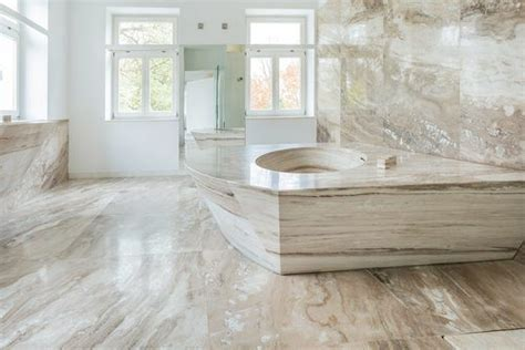 Marble vs Porcelain Tile Flooring   Pros, Cons