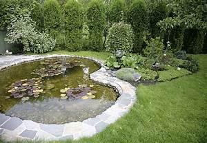 Teich Und Garten : teich anlegen umfassende tipps f r das eigene biotop gibt ihnen obi ~ Frokenaadalensverden.com Haus und Dekorationen