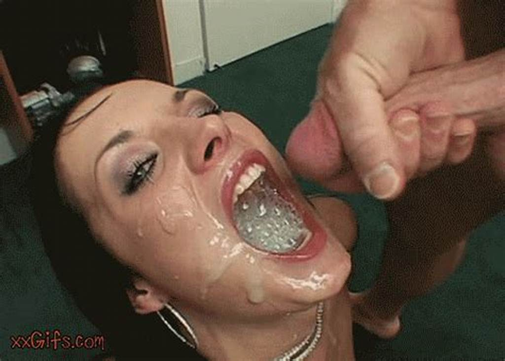 #Overload #Cum #In #Mouth #Gif