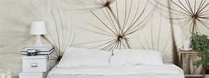 Schöner Wohnen Tapeten Schlafzimmer : schlafzimmer tapeten schlafzimmer einrichten bilderwelten ~ Markanthonyermac.com Haus und Dekorationen