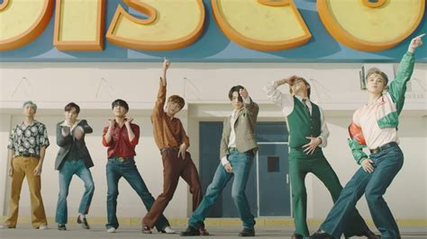 BTS Drop Blooper-Filled New 'B-Side' Video for 'Dynamite ...