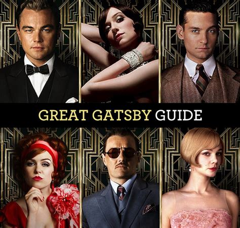 the great gatsby character quotes great gatsby character quotes quotesgram