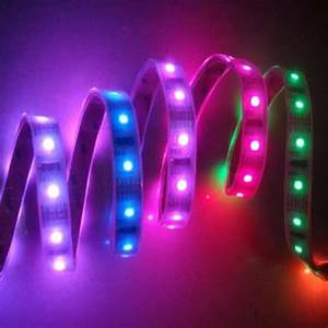 Ruban A Led : bande led magic bande led 6803ic ruban led led strip ~ Voncanada.com Idées de Décoration