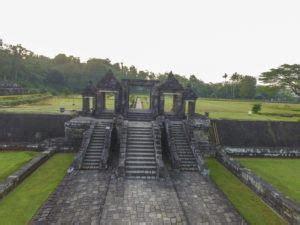ratu boko taman wisata candi