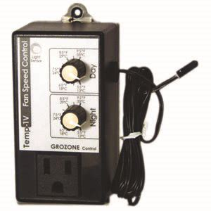day night fan speed controller grozone tv1 temp 1v day night fan speed control