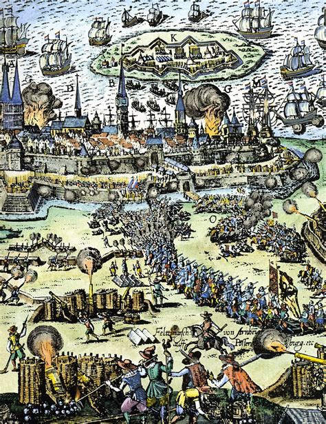 siege warfare siege of stralsund 1628