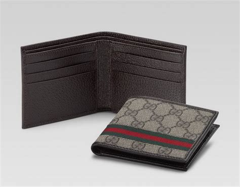 gucci wallet  men replica fashion belief