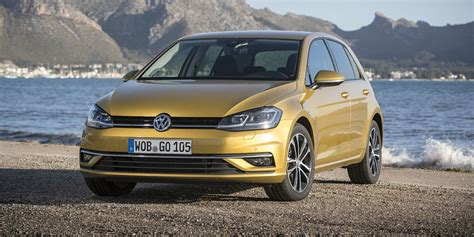 golf volkswagen images 2017 volkswagen golf 7 5 australian details photos 1 of 9