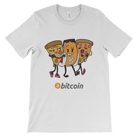 Available in a range of colours and styles for men, women, and everyone. Bitcoin Pizza HODL short sleeve t-shirt • Bitcoin Shirt