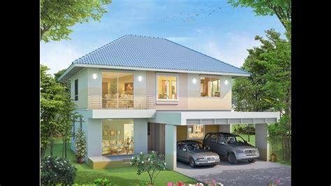 desain rumah idaman indonesia desain eksterior