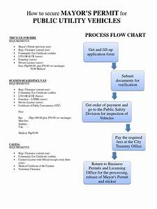 Vigan Requirements In Securing Business Permit  U0026 Flow
