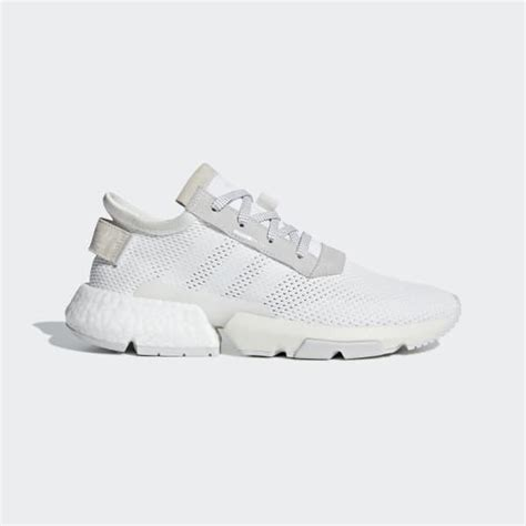 adidas pod  shoes white adidas