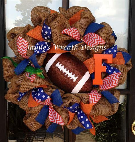 Football Wreath Decorations - 17 best ideas about football wreath on diy