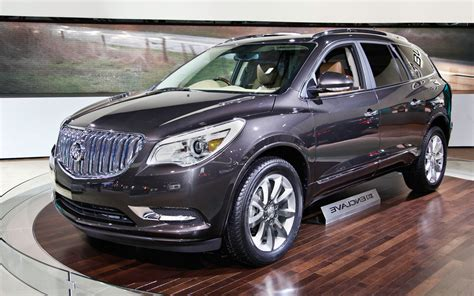 Changes For 2015 Buick Enclave  2015 Buick Enclave