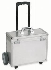 Werkzeugkoffer Leer Mit Rollen : pilotenkoffer flightcase mit rollen trolley steingrau aluminium flightcase ~ Orissabook.com Haus und Dekorationen